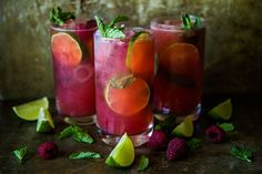 Raspberry+Mojitos