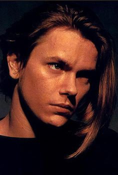 River Phoenix-- r.i.p. cocaine is a helluva drug