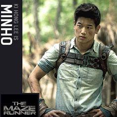 The Maze Runner • Minho