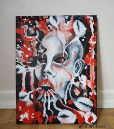 Acryl on canvas 30x40 cm