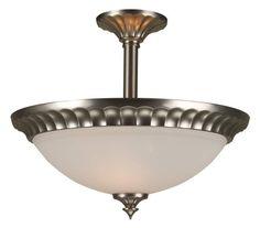 View the Craftmade X416 Premier 3 Light Semi Flush Ceiling Fixture at LightingDirect.com.