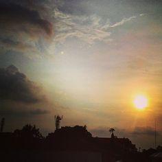 Senja Yogyakarta - Plengkung Gading, Yogyakarta.