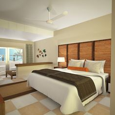At Sunscape Dominican Beach all of our comfy rooms and suites have been designed to accommodate you and your family's needs and feature private balconies and terraces with tropical garden or Caribbean Sea views.