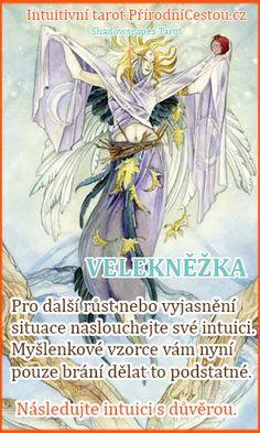 pc-veleknezka Tarot, Fictional Characters, Fantasy Characters, Tarot Cards