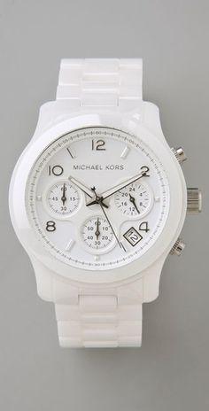 ★ White Michael Kors ★