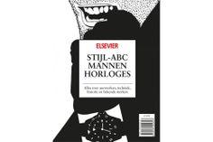 Elsevier STIJL-ABC Mannenhorloges   Elsevier Exclusief