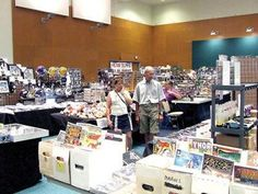 Sports Card, Toys, Comics and Collectibles Show