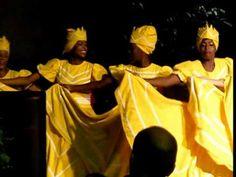 YORUBA,SANTERIA. OCHUN OSHUN Folclorico de Oriente Santiago de Cuba