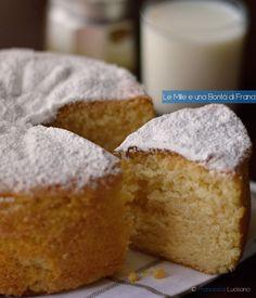 Torta della suocera verticale Baking Recipes, Cookie Recipes, Dessert Recipes, French Sweets, Nutella, Italian Cake, Torte Cake, Italy Food, Classic Cake