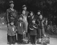 Nisei estadounidenses origen japones internados campos concentracion propio pais