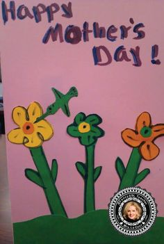 Clever adorable Mothers Day Handmade Gifts created by my students @fancyeslteacher