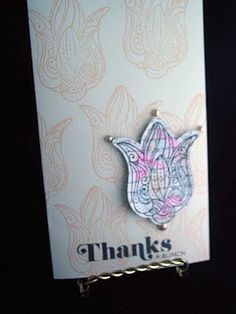 .....Wow...... did you make that?: June Stamp of the Month Blog Hop
