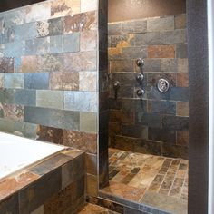 Walk In Shower Design, Pictures, Remodel, Decor and Ideas