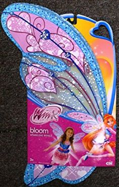 a00489fda0e7a Amazon.com  Winx Club Bloom Sparkling Wings  Toys   Games