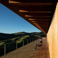 Laid out over a valley, Catuçaba Farm has a strong relationship with the local #nature. The main premise for Studiomk27 was to reach autonomy in generating energy while simultaneously offer the simplicity of contact with the natural surroundings © @fgsg #wood #sustainable #outdoor