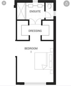 Master Suite Layout, Master Suite Floor Plan, Master Bedroom Plans, Attic Master Bedroom, Attic Bedroom Designs, Bedroom Floor Plans, Bedroom Loft, Loft Conversion Master Suite, Loft Conversion Layout
