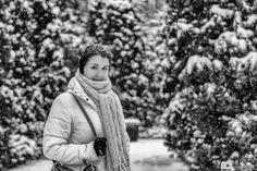 Snowy day @ 500px