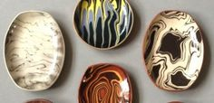 Ceramic Arts Daily: How to Create Cool Surfaces with Wet Slip Inlay