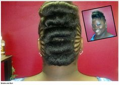 Zee Wilds Natural Hair Suite | (404) 424-4496 | www.zeewildshair.com | Zanaida Wilds