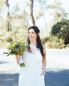 Beautiful Shira #wedding #bride #white #romantic