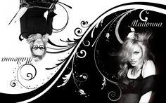 #madonna Madonna - upside down