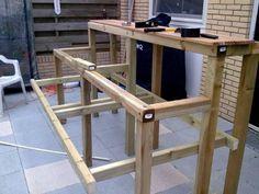Building a Bonsai bench - Bonsai Empire