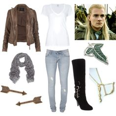 """Legolas"" by soundofinevitability on Polyvore"