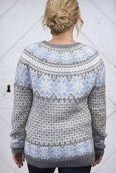 Ravelry: Rimfrost pattern by Vanja Blix Langsrud
