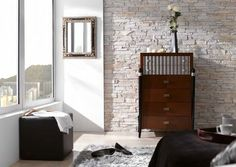 Andes Slate Panel - Italian White - Decorative Stone wall covering - 1m²/panel