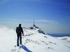 Hiking towards Punta La Marmora, the highest peak of Gennargentu, Arzana #Ogliastra #Sardinia  [Photo Credits: Sardinia Photo Event]