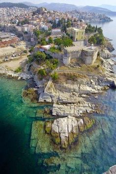Kavala, Greece Visit Kavala in Northern Greece and Bulgaria http://www.jmb-active.com/?activity=greece_holidays&activity_information=via_egnatia #greece #bulgaria
