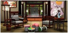 japanese inspired home decor - Google Search