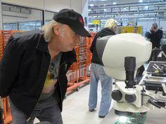 Neil Young rocks Huntingdon | The Ear