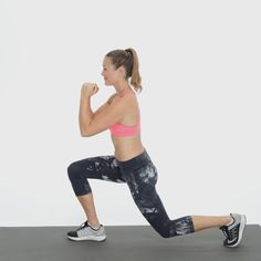 Ab and Butt Exercises