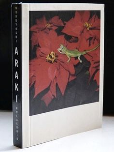 Rare Araki Polaroids book.This small, special limited edition collector's item artist's book finds the infamous Japanese photographer Araki creating a sequence of Polaroid images which switch between the erotic pathos of sublimation and blooming flowers.