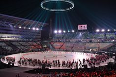 "The winter Olympics 2018 kicked off on Friday night in Pyeongchang, South Korea. The opening ceremony was interrupted by various cyber issues which, confirmed by the officials, were due to a cyber attack. ""The technology issues experienced Friday night were caused by a cyber attack"", said Jihye Lee, a spokesperson for the Pyeongchang Organizing Committee, Sunday.   #2018WinterOlympicsopeningceremony #attack #Pyeongchangceremonyattack #Pyeongchangcommitee #Pyeongchangolym"