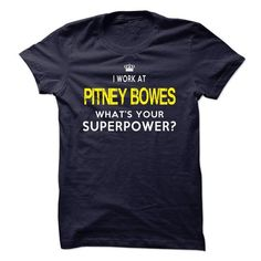 I Work At Pitney Bowes - #gift for men #photo gift. HURRY => https://www.sunfrog.com/LifeStyle/I-Work-At-Pitney-Bowes.html?68278