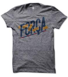 anthrazit Ballspielverein-T-Shirt