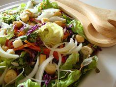 As Minhas Receitas: Salada de Verão