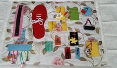 dementia alzheimers stroke sensory busy fidget quilted lap blanket | eBay