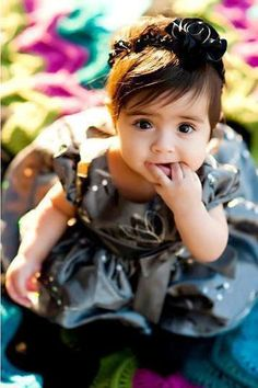 cutest little angel!