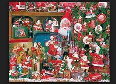 Coca-Cola Christmas Puzzle 62039