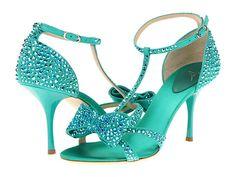 Dreaming of an enchanted evening? Create memorable magic wearing this gorgeous Giuseppe Zanotti™ sandal.  http://www.zappos.com/giuseppe-zanotti-e30059-cam-mentos