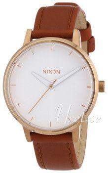 Nixon Hvid/Læder Ø37.00 mm