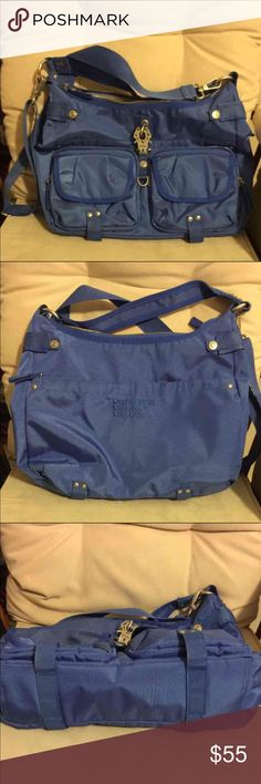 George Gina & Lucy handbag Excellent condition! Has a smaller strap and longer adjustable shoulder strap. Bags Shoulder Bags