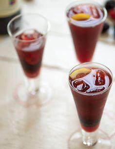 Red Wine Lemonade