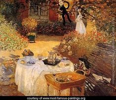 Image result for Claude Monet Most Famous Works
