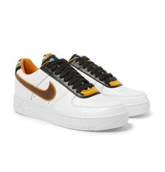 The Nike + R.T. Air Force 1