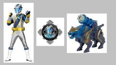The Ninja Steel Ice Ranger with his Power Star and SaberZord Ninja Steel Ice Ranger New Power Rangers, Power Rangers Ninja Steel, Power Ranger Party, Pawer Rangers, Cool Nerf Guns, Character Inspiration, Character Design, Power Rangers Megazord, Go Busters