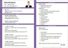 Pro-CV 1. vzor žena. Více informací zde http://www.pro-cv.cz/produkt/pro-cv-1-vzor-zena/
